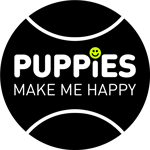 Puppies Makes Me Happy Support